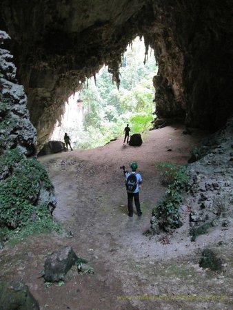 Petar National Park: caverna teminina