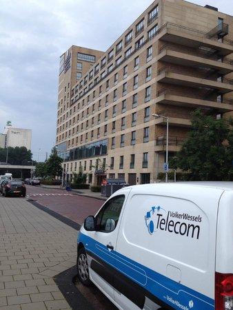 WestCord Fashion Hotel Amsterdam: Hotel :)