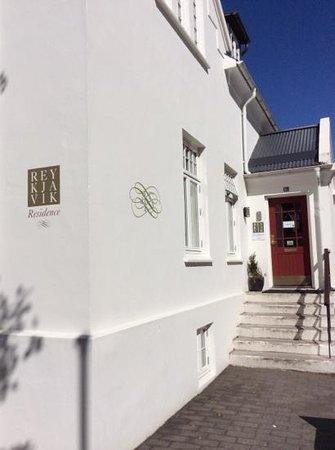 Reykjavik Residence Hotel: view outside