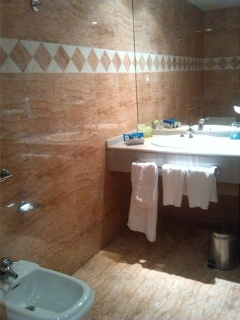 TRYP Madrid Centro : bagno