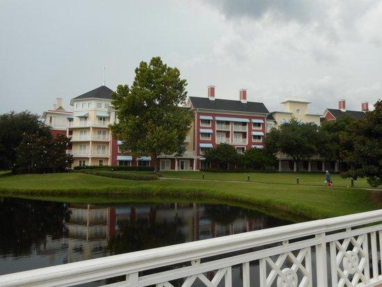 Disney's BoardWalk Inn: Jardines