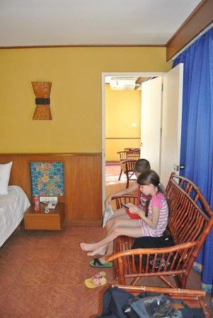 Loma Resort & Spa: два смежных номера