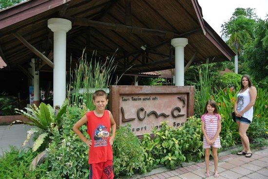 Loma Resort & Spa: Отель