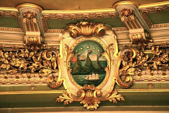 Teatro Nacional Costa Rica: Costa Rica's national emblem