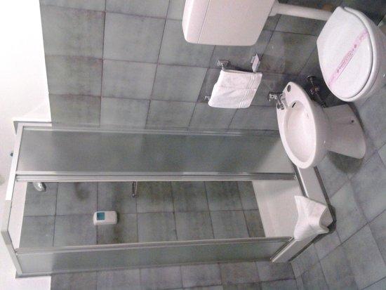 Hotel Zenit Salento : bagno