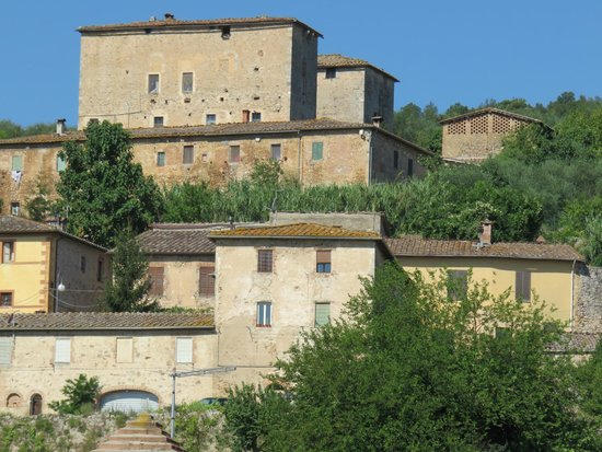 Residence Arianna: Panorama dal terrazzo