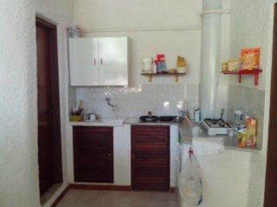 Villaggio Club Agrumeto: Кухня