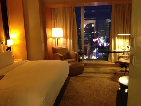 Le Royal Meridien Shanghai: Room 27Th Fl.