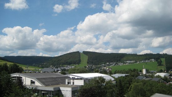 Sauerland Stern Hotel: The View from Our Room