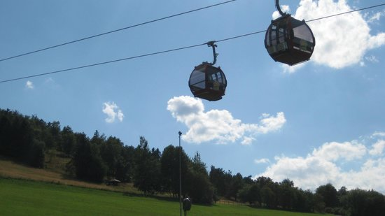 Sauerland Stern Hotel: Nearby Cable Cars