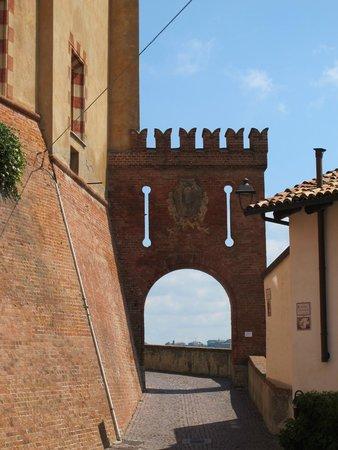 WiMu - Museo del Vino a Barolo : Avant d'arriver au musée