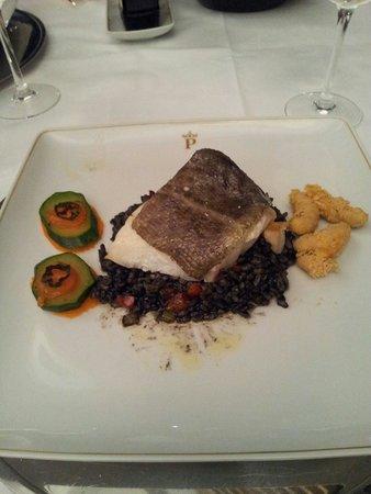 Parador de Cádiz: Restaurante