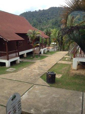 Xcape Resort Taman Negara : esterno