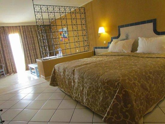 Falésia Hotel : La chambre