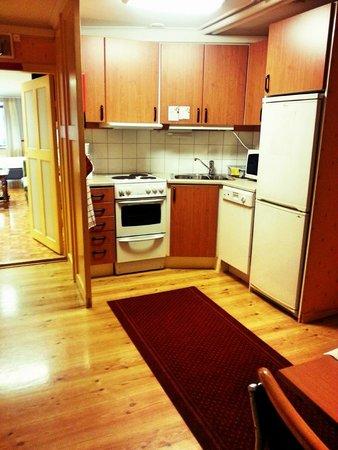 Hotell Breda Blick: Kitchen room 501