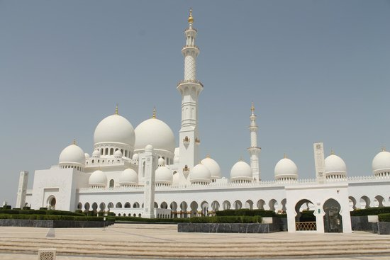 Mezquita Sheikh Zayed: Sheikh Zayed Grand Mosque
