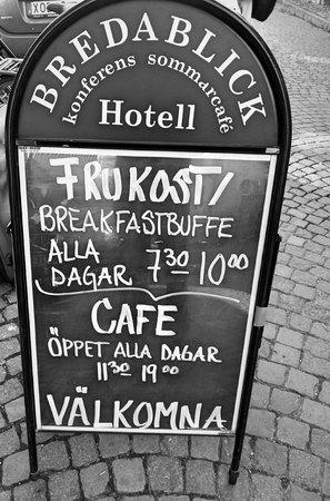 Hotell Breda Blick: Info