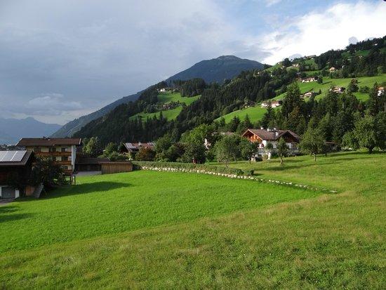 Rissbacher Hof: La vue depuis la chambre