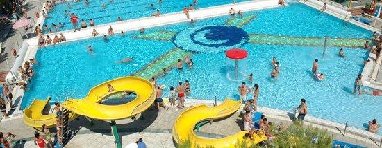 Cala Corvino Resort: La piscina di Cala corvino