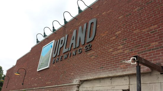 Upland Brewing Company: Upland Brewing