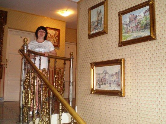 Florian Hotel: Второй этаж