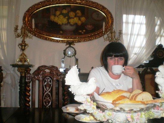 Florian Hotel: Завтрак