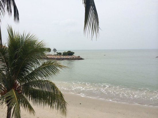 Four Points by Sheraton Penang: This is the sea view