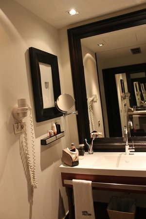 Hotel Pulitzer : Bathroom