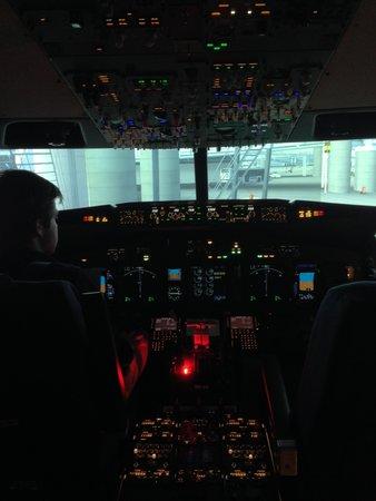 Simulateur737