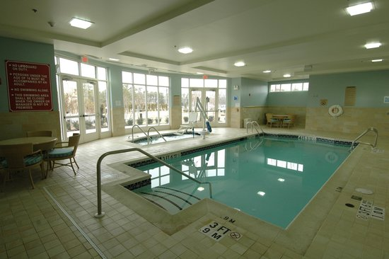 Holiday Inn Manahawkin / Long Beach Island: Pool