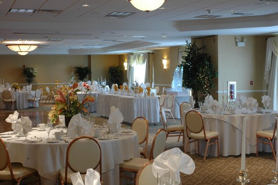 Holiday Inn Manahawkin / Long Beach Island: Grand Ballroom