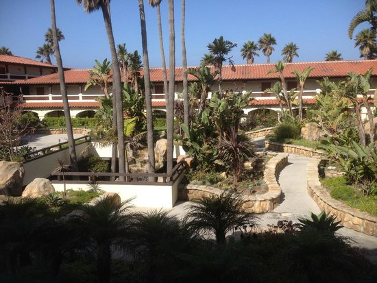 Embassy Suites by Hilton Mandalay Beach Resort: The view from our balcony