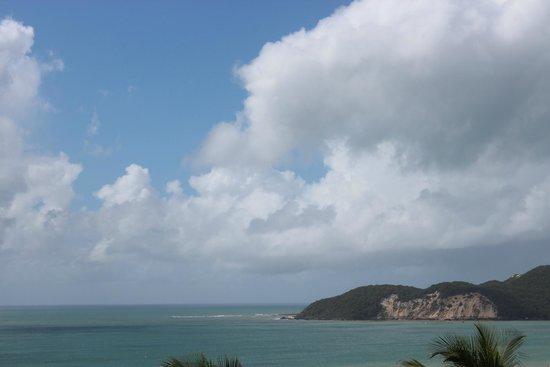 Pontalmar Praia Hotel : Visata desde al terraza