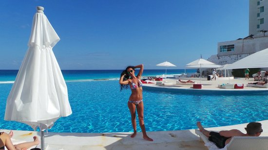 Bel Air Collection Resort & Spa Cancun: Бассейн