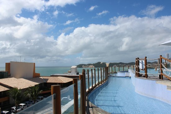 Pontalmar Praia Hotel : Piscina