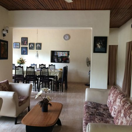 Green View Home Stay: Dining room