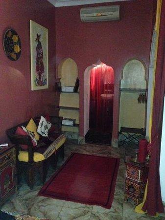 Riad Dar Eliane: Room interiors