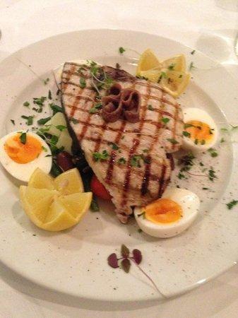 Limoncello Ristorante: Fish!!!