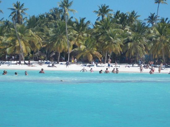 Tropical Princess Beach Resort & Spa: ile de saona