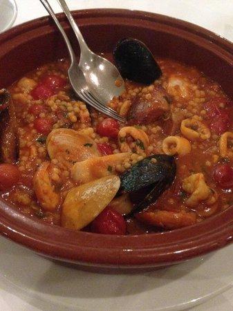 Limoncello Ristorante: Beautiful pasta
