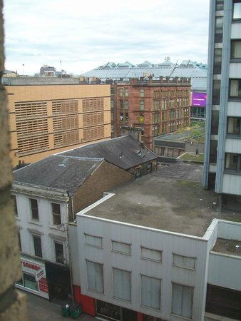 Jurys Inn Glasgow: Surrounding area