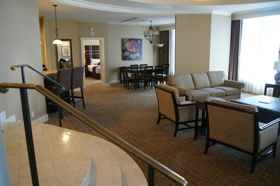 River Rock Casino Resort: Penthouse suite