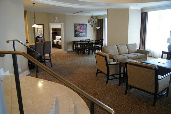 River Rock Casino Resort : Penthouse suite