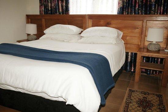 Mount Azimbo Lodge: bedroom