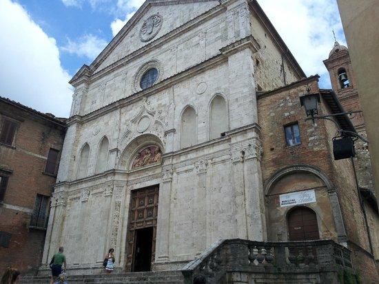Chiesa di Sant'Agostino: Exterior