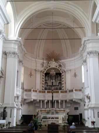 Chiesa di Sant'Agostino: Alter