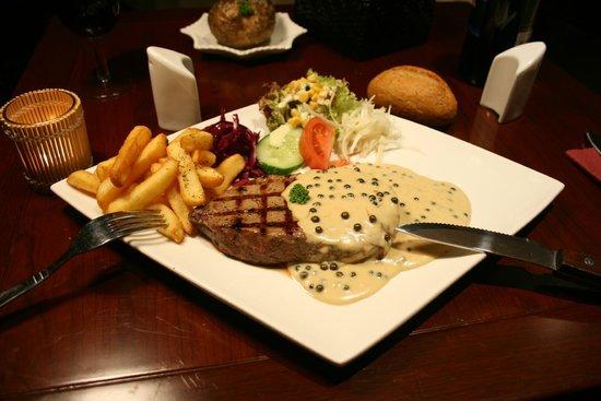 Chick-O-Ribs Grill: Steak