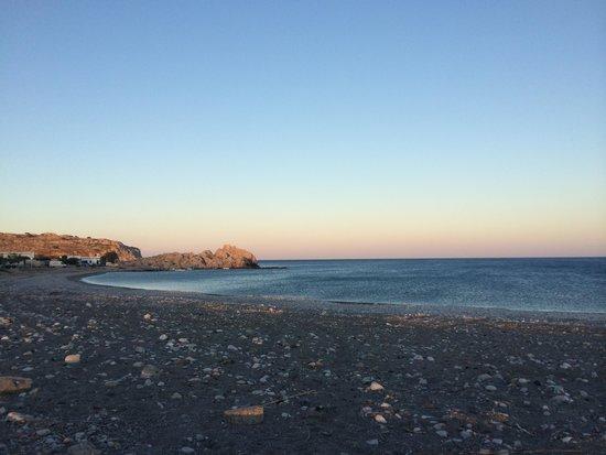 Kapetanios: lovely view