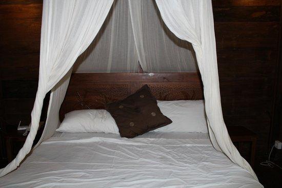 DD Ubud Villa: Very good bed