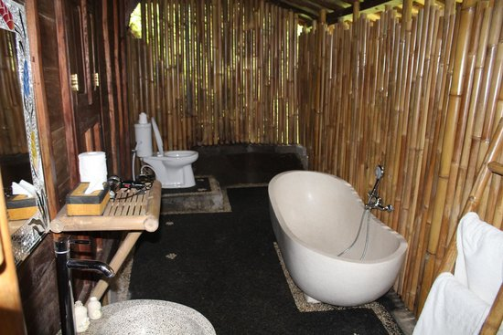 DD Ubud Villa: Nice bathroom